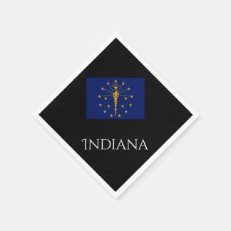 Guardanapo de papel da bandeira do estado de