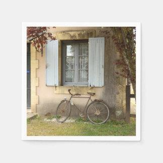 Guardanapo de papel da casa francesa