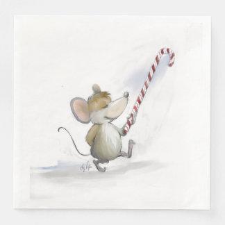 Guardanapo de papel de Moe do rato alegre