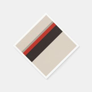 Guardanapo de papel do cocktail das LISTRAS