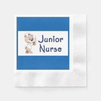 Guardanapo De Papel Enfermeira júnior