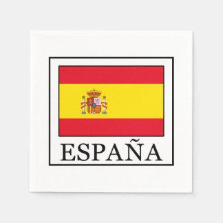 Guardanapo De Papel España