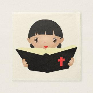 GUARDANAPO DE PAPEL ESTUDO DA BÍBLIA