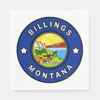 Guardanapo De Papel Faturamentos Montana