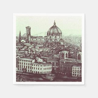 Guardanapo De Papel Firenze