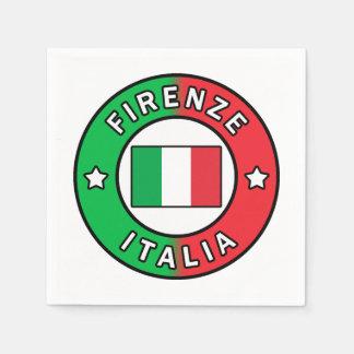 Guardanapo De Papel Firenze Italia