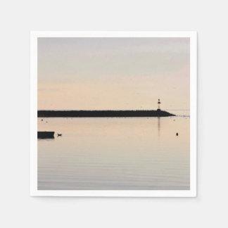 Guardanapo De Papel Foto do oceano