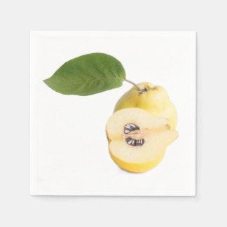 Guardanapo De Papel Fruta do marmelo