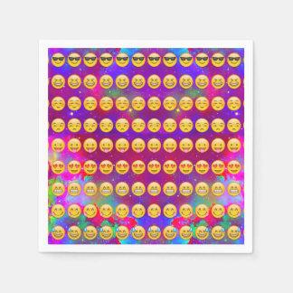 Guardanapo De Papel Galáxia Emojis