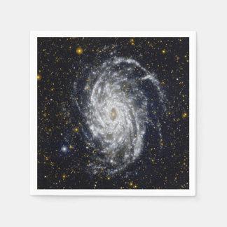 Guardanapo De Papel Galáxia espiral