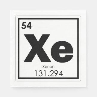 Guardanapo De Papel Ge da fórmula da química do símbolo do elemento