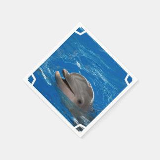 Guardanapo De Papel Golfinho adorável