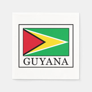Guardanapo De Papel Guyana