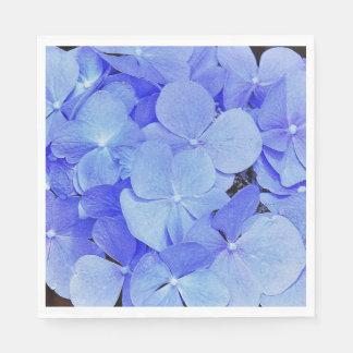 Guardanapo De Papel Hydrangea azul
