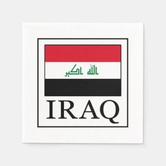 Guardanapo De Papel Iraque