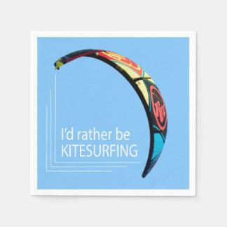 Guardanapo De Papel Kitesurfing