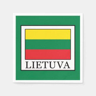 Guardanapo De Papel Lietuva