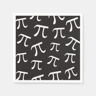 Guardanapo De Papel Lotes de símbolos do Pi - dia do Pi - matemática