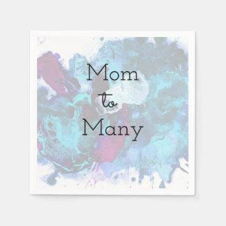 Guardanapo De Papel Mamã a muitos
