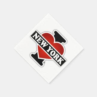 Guardanapo De Papel Mim coração New York
