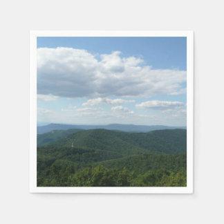 Guardanapo De Papel Montanhas apalaches mim Shenandoah