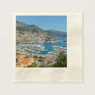 Guardanapo De Papel Monte - Carlo Monaco