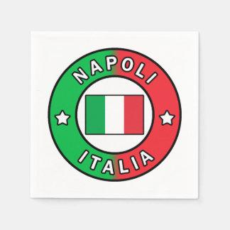 Guardanapo De Papel Napoli Italia