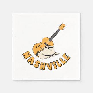 Guardanapo De Papel Nashville