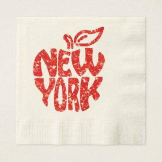 GUARDANAPO DE PAPEL NEW YORK