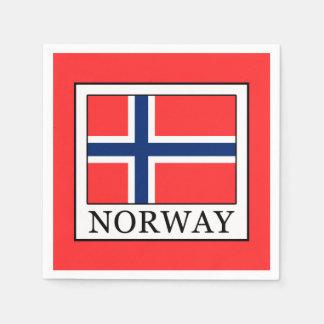 Guardanapo De Papel Noruega
