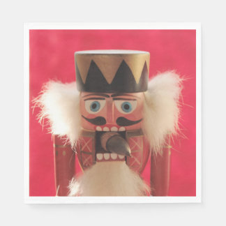 Guardanapo De Papel Nutcracker com bolota