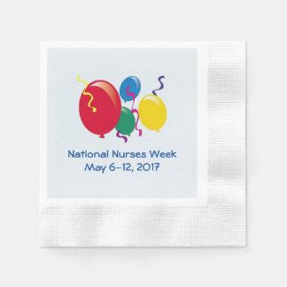 Guardanapo De Papel O nacional nutre a semana 2017