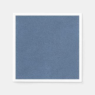 Guardanapo De Papel O olhar de confortavelmente Slate a textura azul