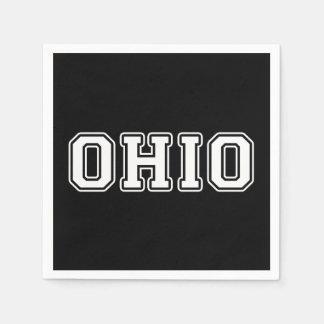 Guardanapo De Papel Ohio