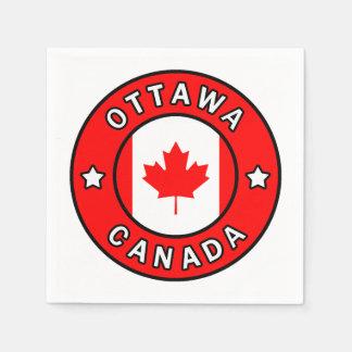 Guardanapo De Papel Ottawa Canadá