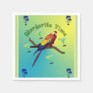 Guardanapo De Papel Partido de Margarita