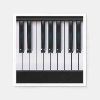Guardanapo De Papel Piano