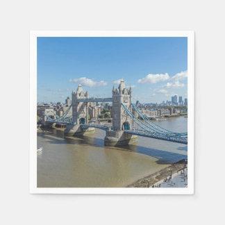 Guardanapo De Papel Ponte da torre de Londres
