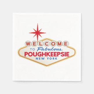 Guardanapo De Papel Poughkeepsie fabuloso New York!