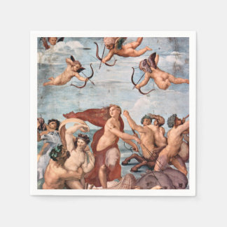 Guardanapo De Papel Raphael - Triumph de Galatea 1512