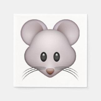 Guardanapo De Papel Rato - Emoji