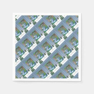 Guardanapo De Papel Sete cisnes