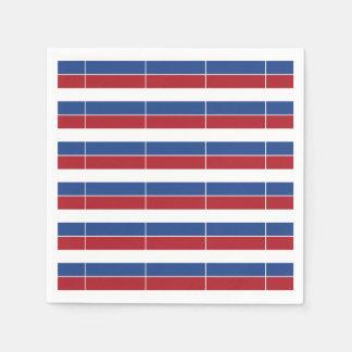 Guardanapo De Papel Teste padrão patriótico de Netherland Holland