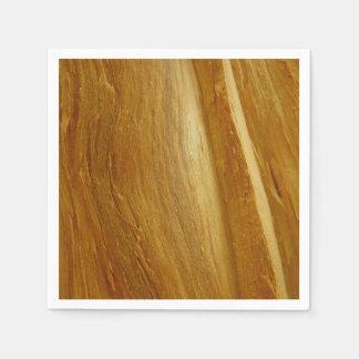 Guardanapo De Papel Textura de madeira do falso da madeira de pinho II