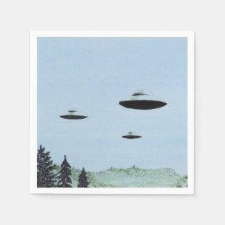 Guardanapo De Papel Trio do UFO