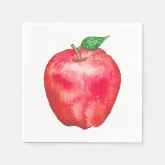 Guardanapo De Papel Vermelho - delicioso