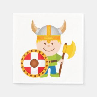 Guardanapo De Papel Viking pequeno