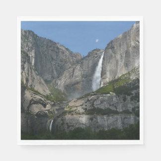 Guardanapo De Papel Yosemite Falls III do parque nacional de Yosemite