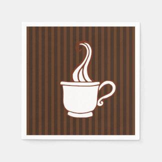 Guardanapo do café