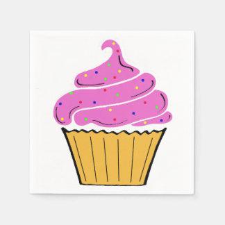 Guardanapo do cupcake